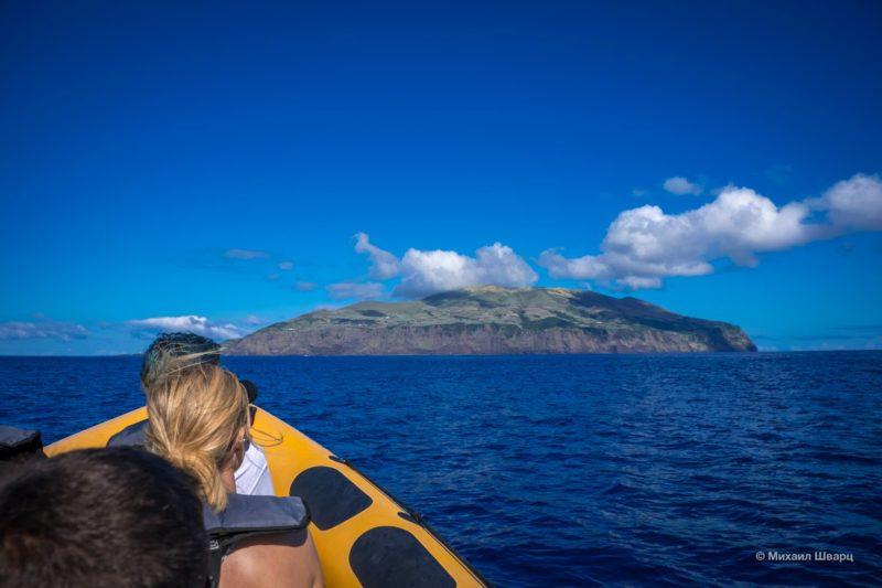 Поездка на острова Корву 1