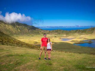Поездка на острова Корву