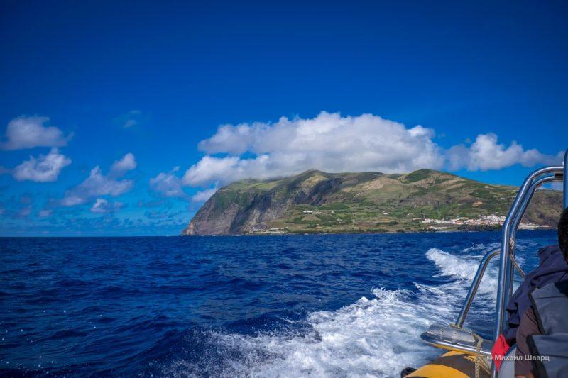 Поездка на острова Корву 29