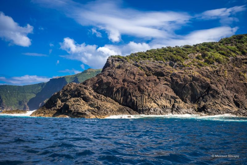Поездка на острова Корву 30