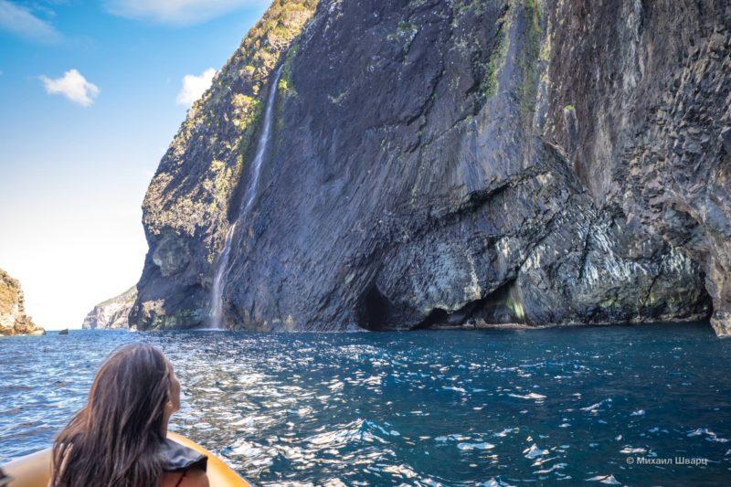 Поездка на острова Корву 31
