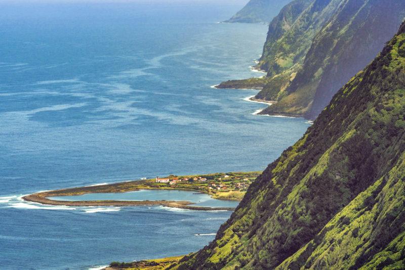 Прибрежные равнины и вертикальные берега, Сан-Жоржи