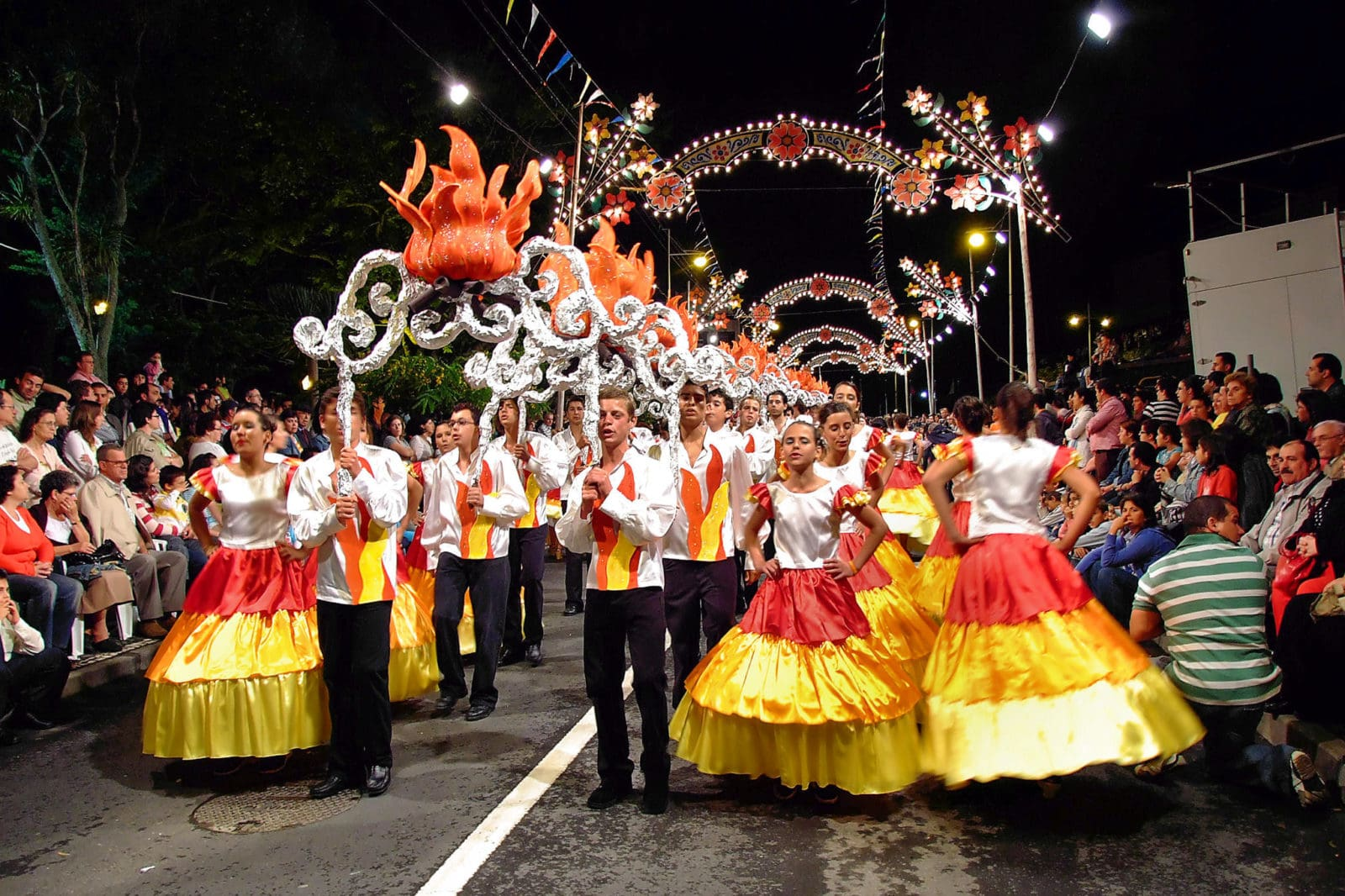 Праздник Святого Иоанна (Festa dе São João), Сан-Мигел (фото: Casimiro Valério)