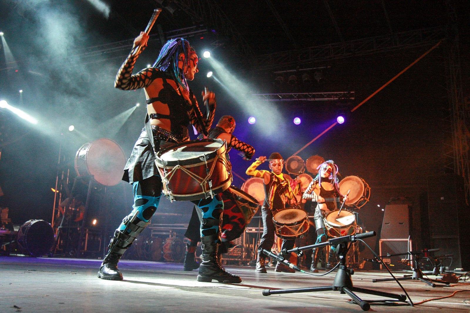 Музыкальный фестиваль Maré de Agosto, Санта-Мария (фото: José Franco)