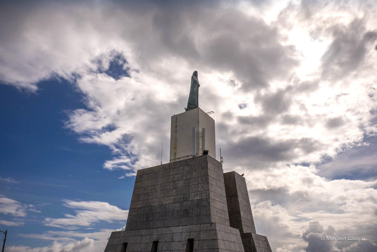 Памятник Непорочной Девы Марии