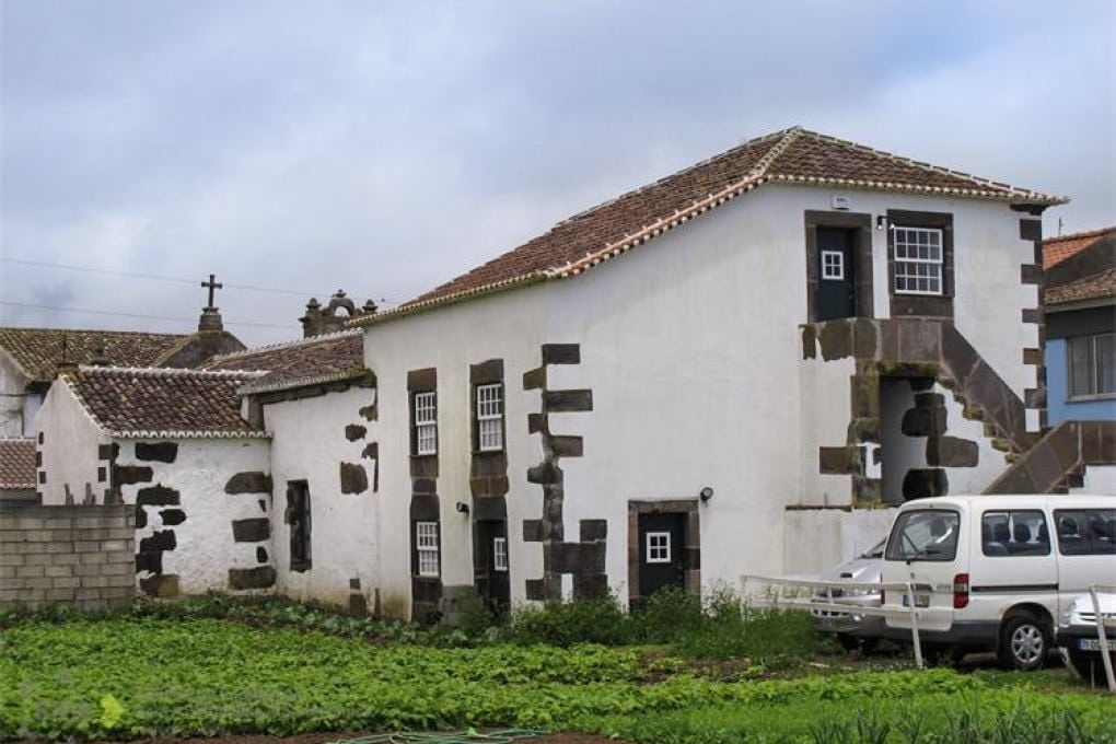 Общий вид дома Франциско Феррейра Драммонда (фото:vilassebastiao.com)