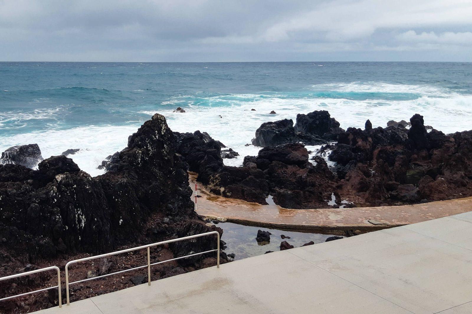 Солярий в западной части купального комплекса (фото: Jorge Félix)