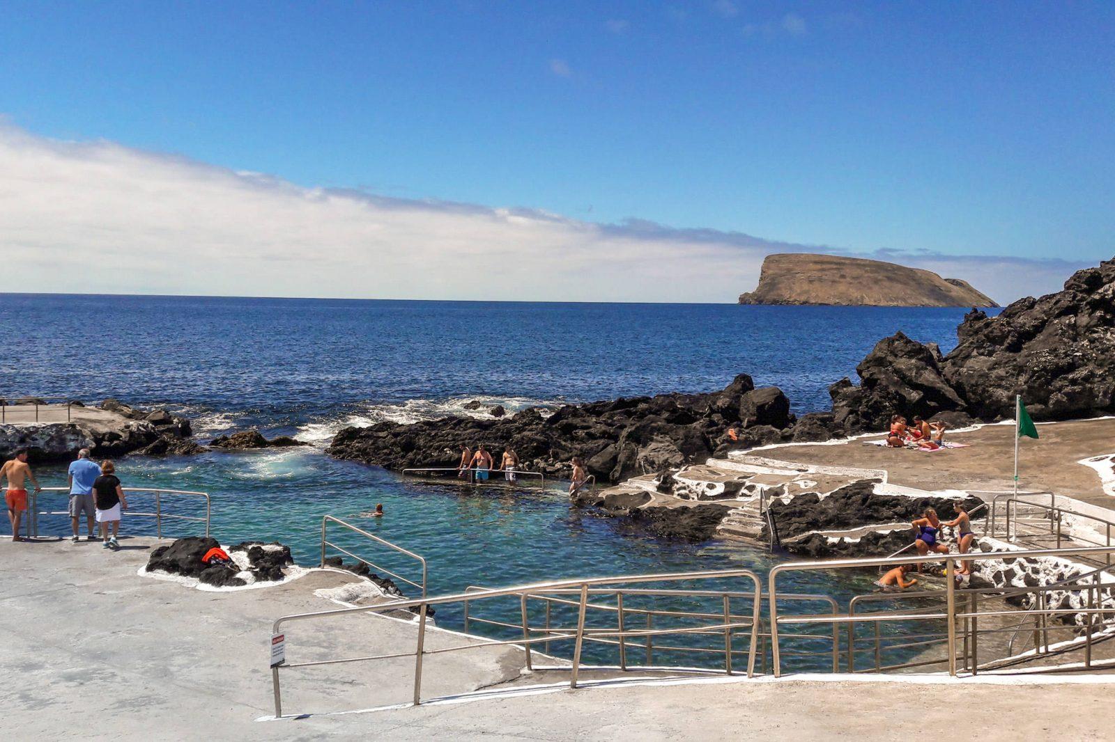 Видны острова Кабраш (фото: Manuel Salpico)