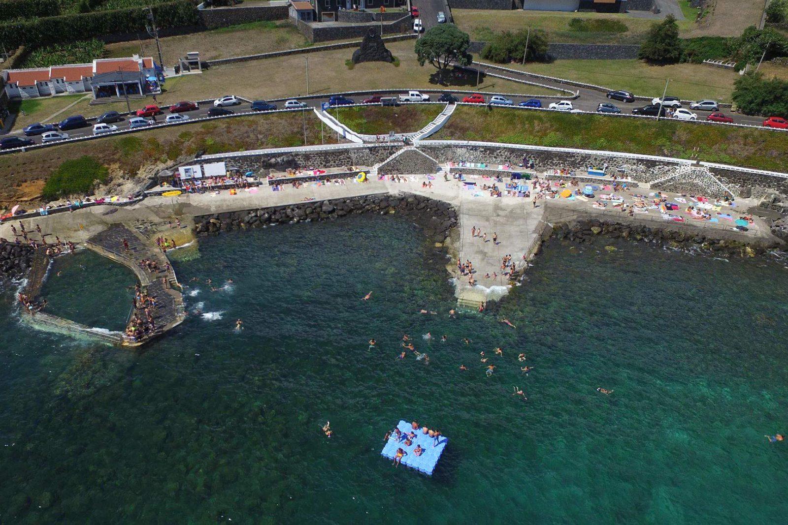 Место для купания Салга (фото: vilassebastiao.com)