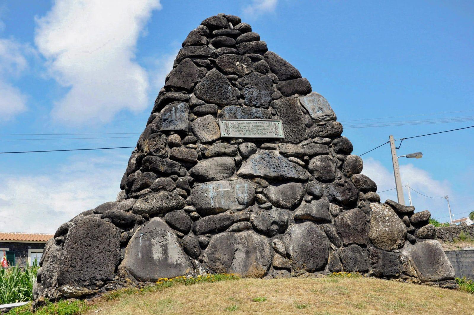 Памятник битве при Салге (фото: Jorge Marques)