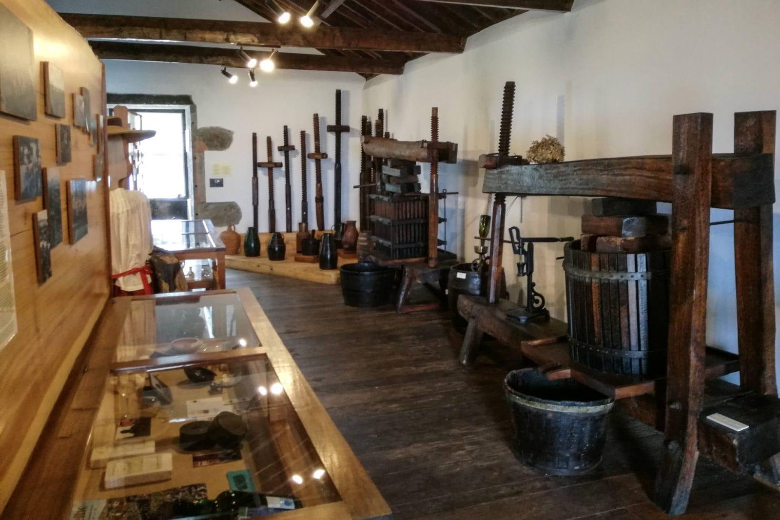 Старинные инструменты виноделов (фото: alexandre ribeiro)