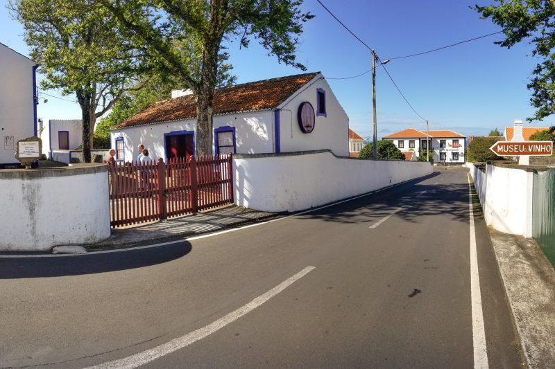 Музей вина на Терсейре