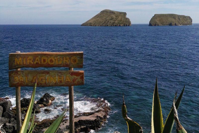 Острова Cabras – Большой и Малый