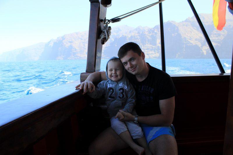 В гости к дельфинам и китам на пиратском корабле 4
