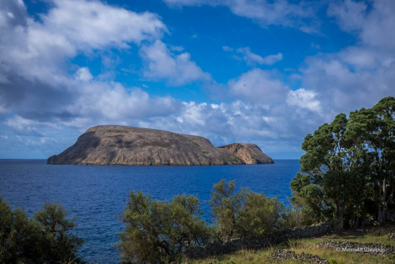 Природный заповедник Острова Кабраш