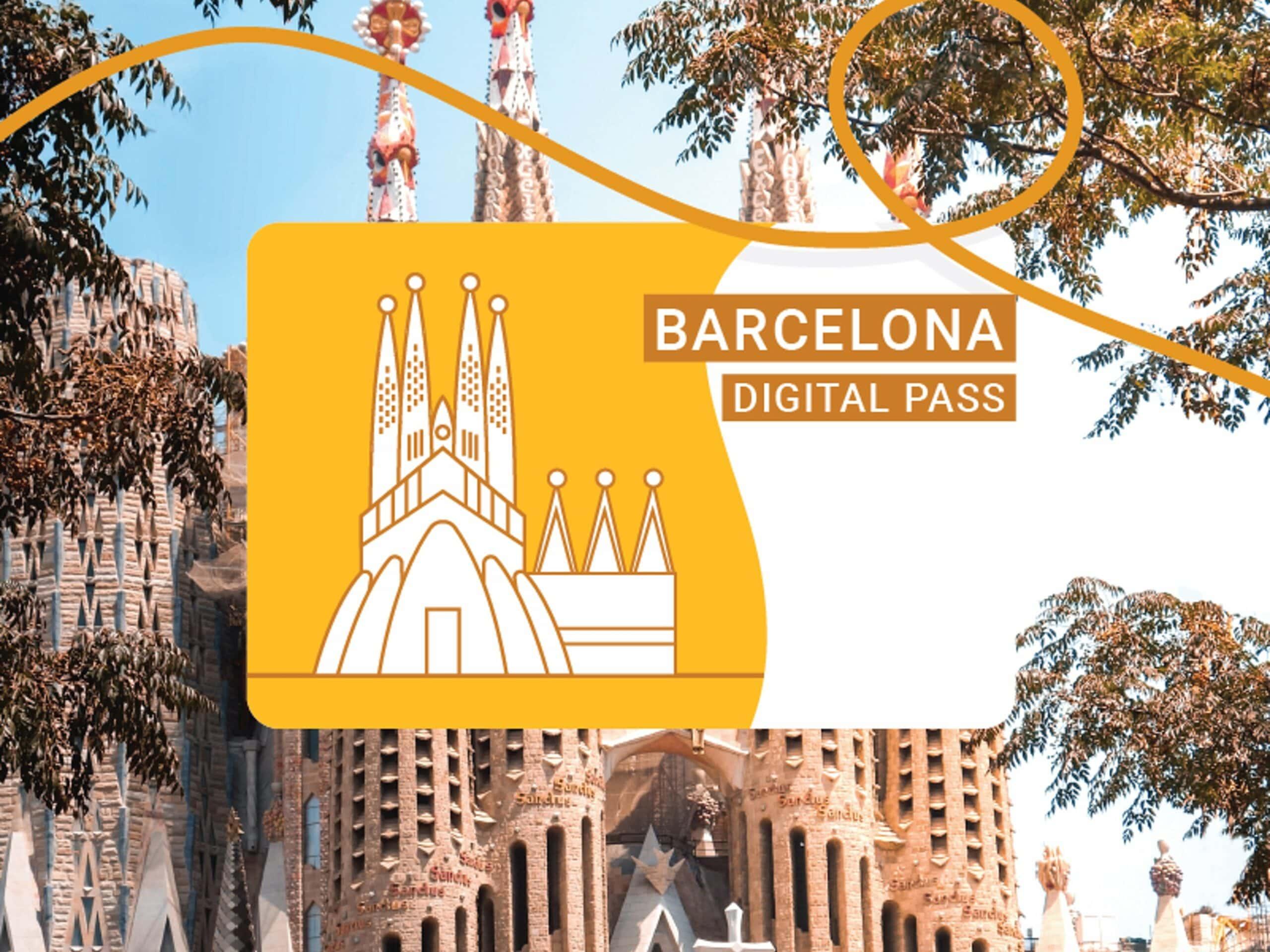 Barcelona Digital City Pass