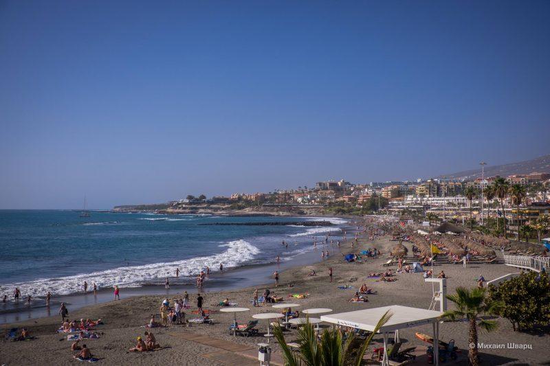 Пляжи Коста Адехе (Costa Adeje)