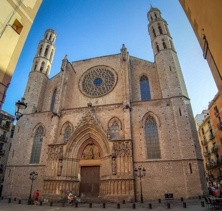 Санта-Мария-дель-Мар / Basílica de Santa Maria del Mar
