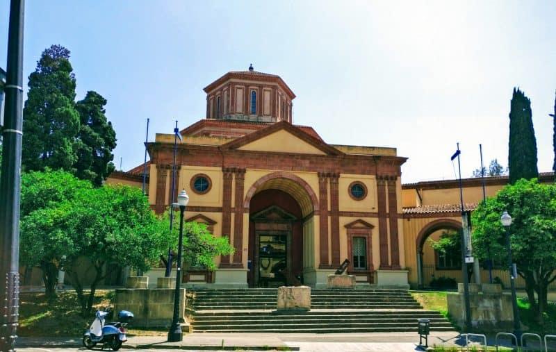 Археологический музей Каталонии (Museu d'Arqueologia de Catalunya)