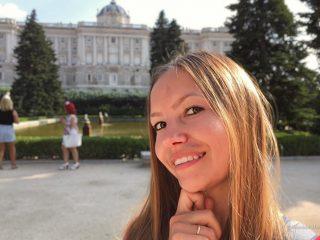 Как Лена учила испанский в Мадриде