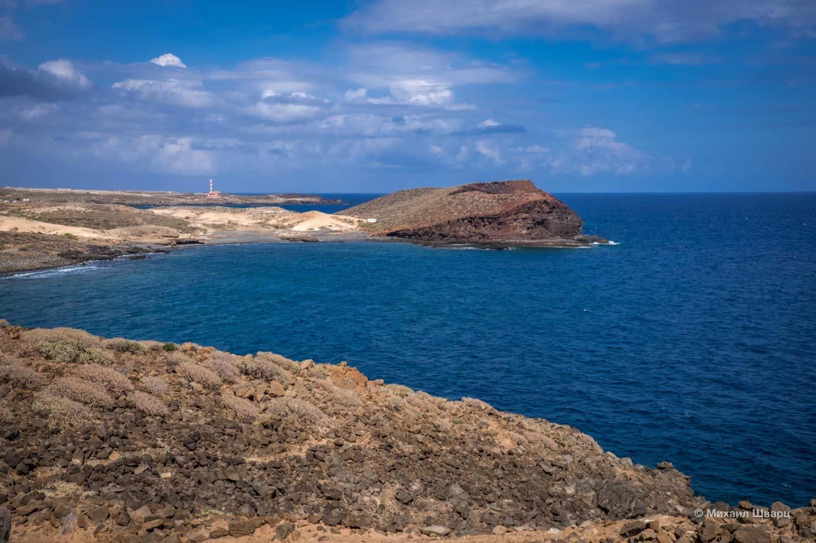 Бухта Ensenada de Abades