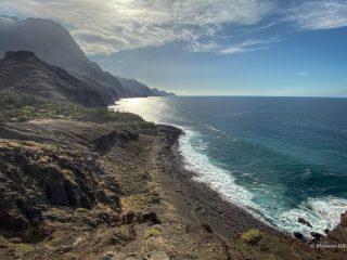 Маршрут Agaete – Playa de Guayedra
