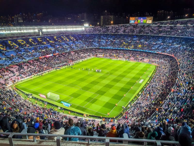 Камп Ноу (Camp Nou)