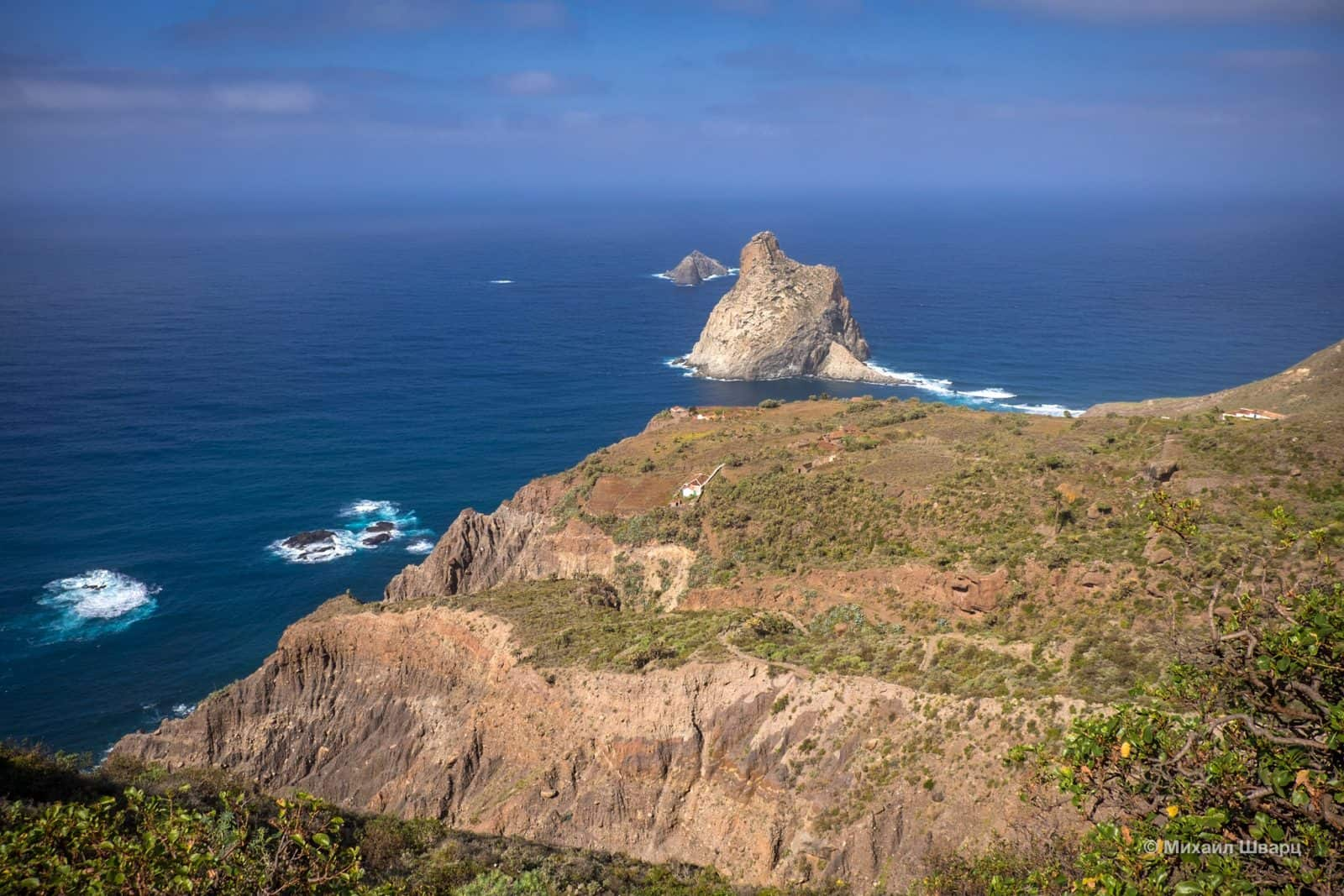 Остров Рокес-де-Анага (Roques de Anaga)