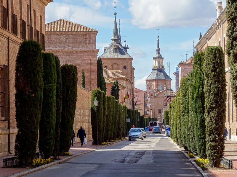 Алькала‑де‑Энарес (Alcalá de Henares)