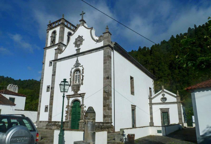 Церковь Святой Анны (Igreja de Santa Ana)