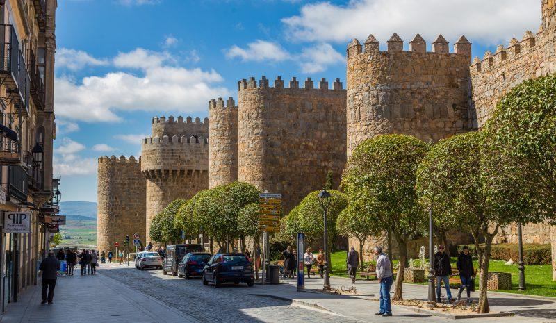 Авила (Ávila)