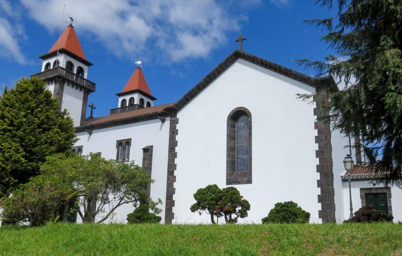 Церковь Носса-Сеньора-да-Алегрия (Igreja de Nossa Senhora da Alegria)