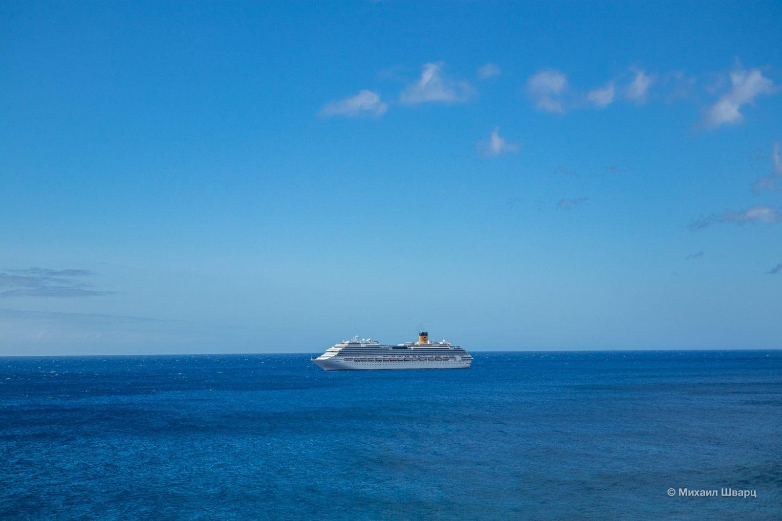 Круизный лайнер Costa Fascinosa