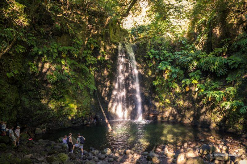 Водопад Salto Do Prego