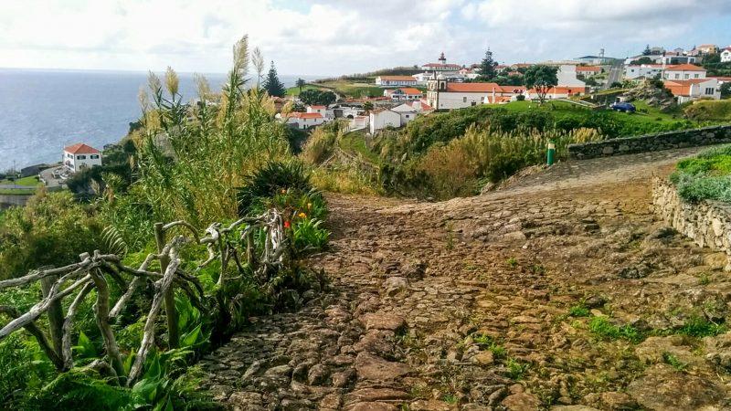 Смотровая площадка Miradouro Das Pedras Brancas
