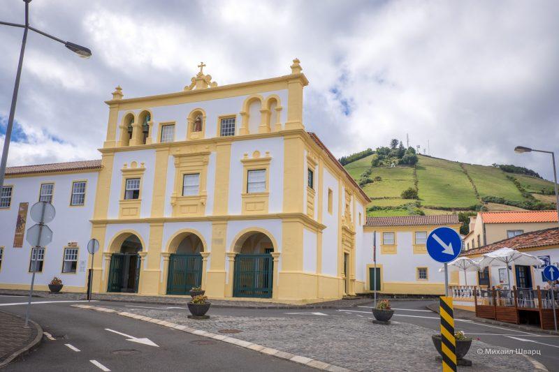 Бывший монастырь францисканцев Convento de São Boaventura