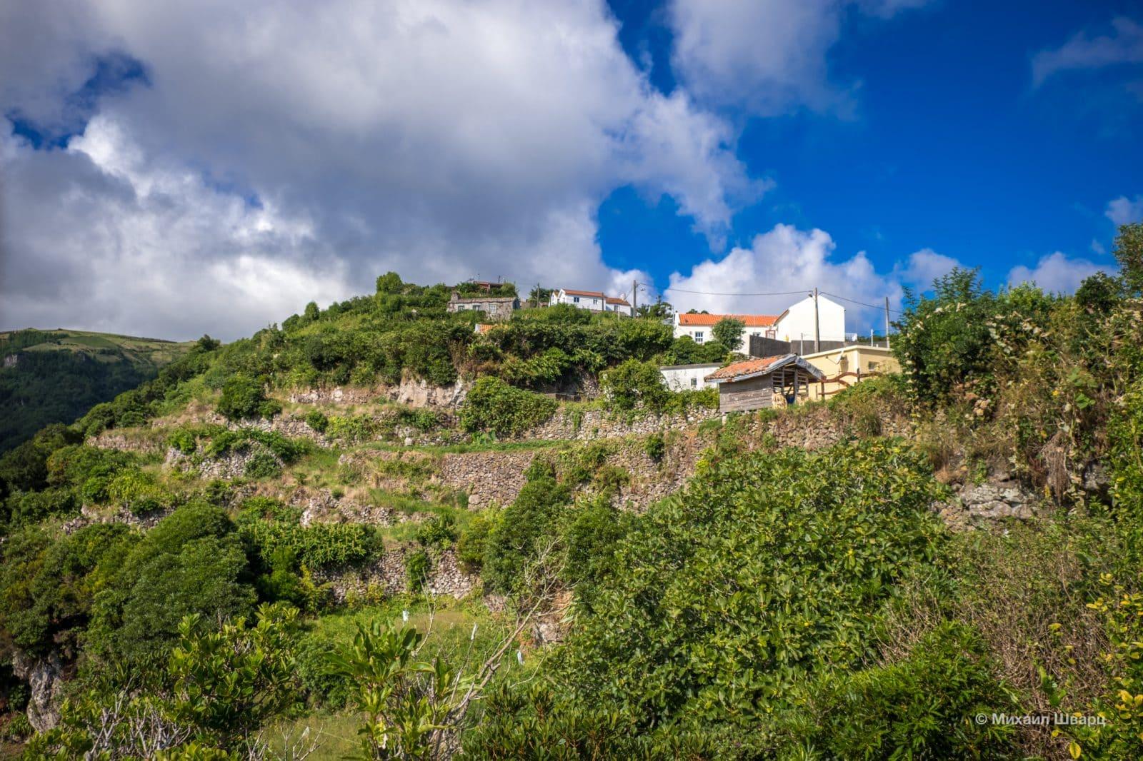 Деревня Ponta Ruiva