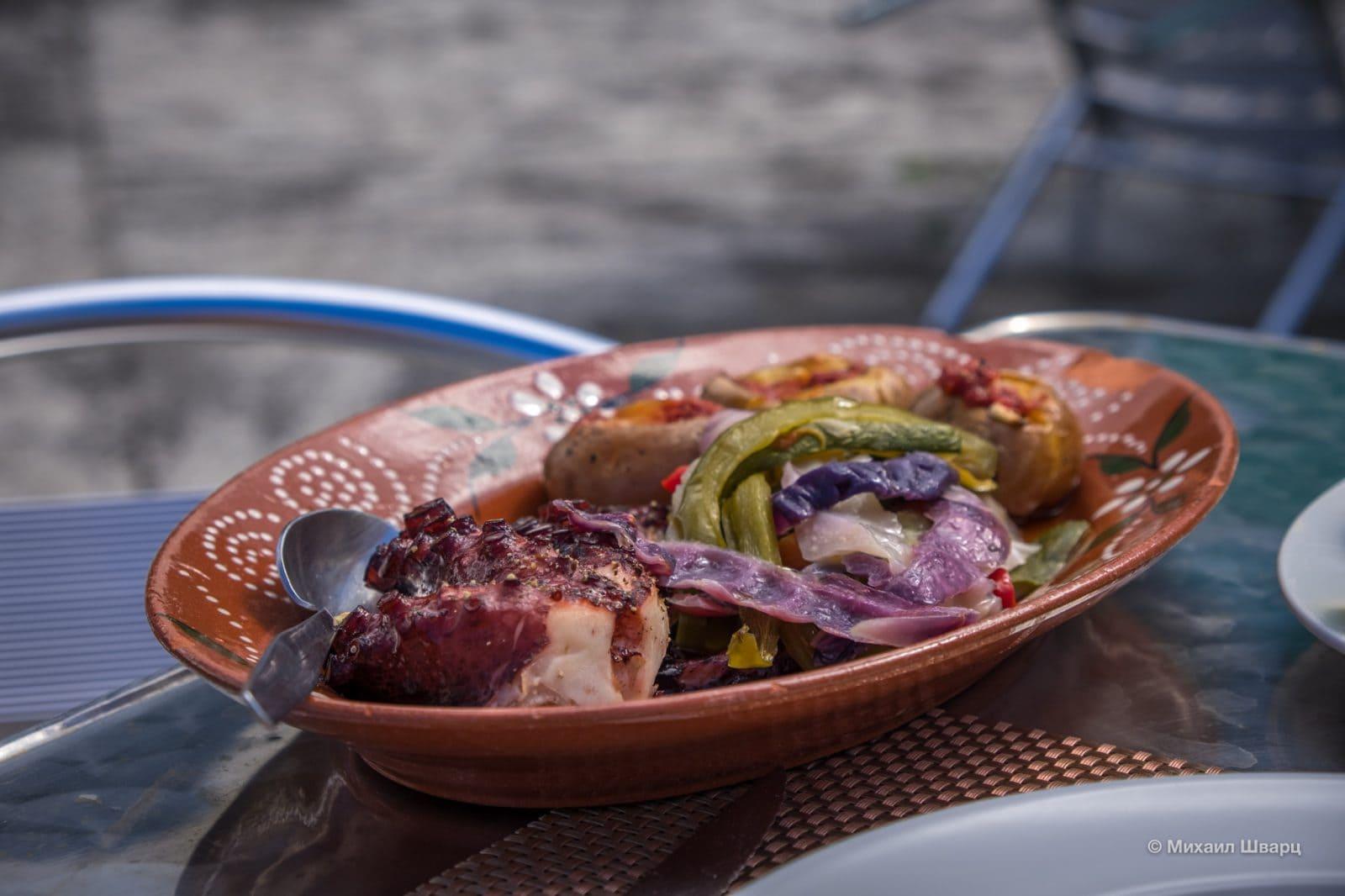Вкусное азорское блюдо