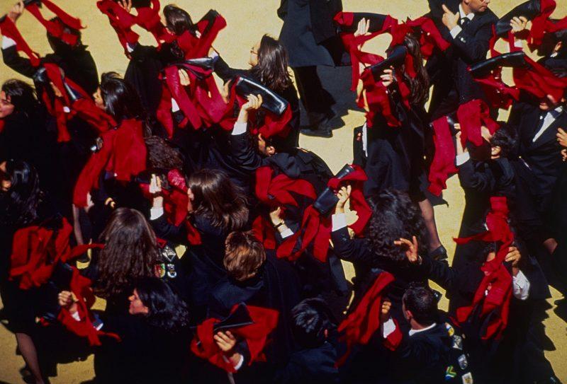 Праздник студентов Queima das fitas