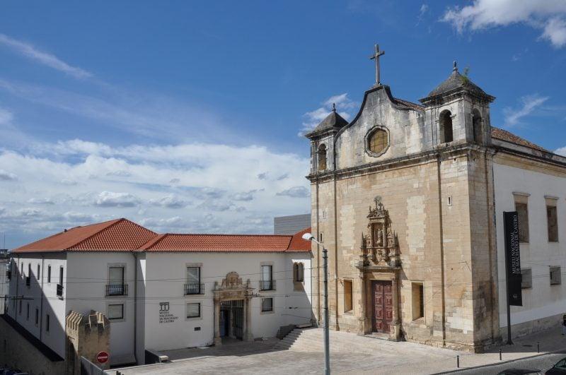 Национальный музей Машаду-ди-Каштру (Museu Nacional de Machado de Castro)