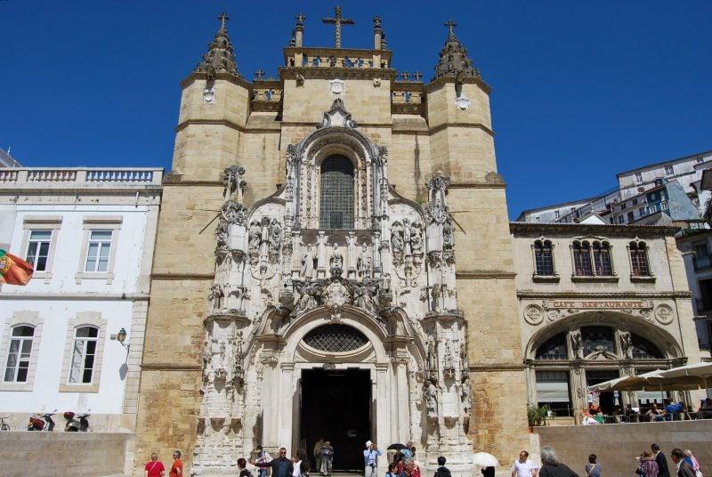 Монастырь Санта-Круш (Mosteiro de Santa Cruz)