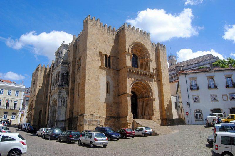 Старый Кафедральный собор (Sé Velha de Coimbra)