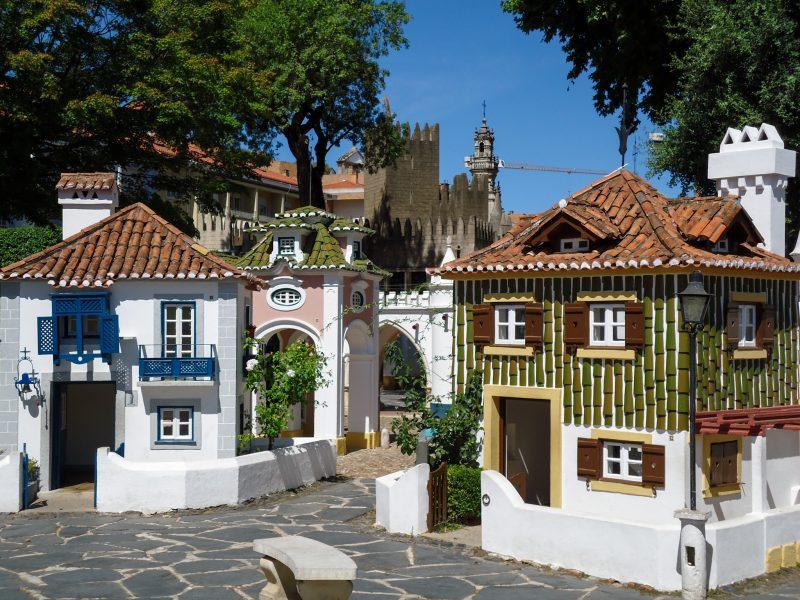Португалия в миниатюре (Portugal dos Pequenitos)