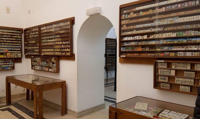 Музей спичек (Museu dos Fósforos)