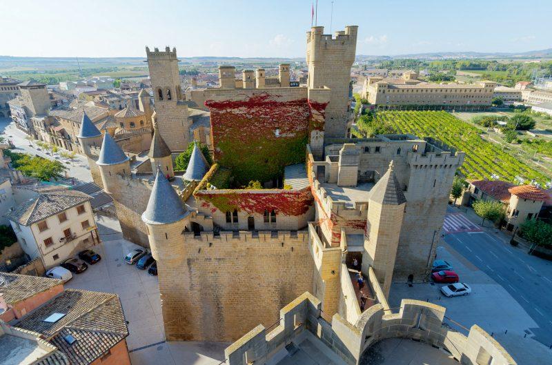 Замок королей Наваррских (Palacio Real de Olite)