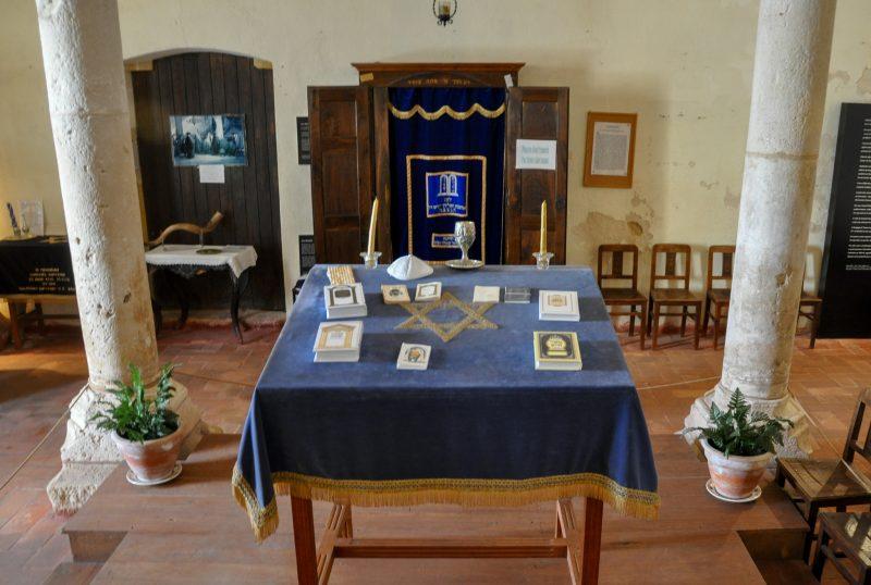 Синагога (Sinagoga de Tomar)