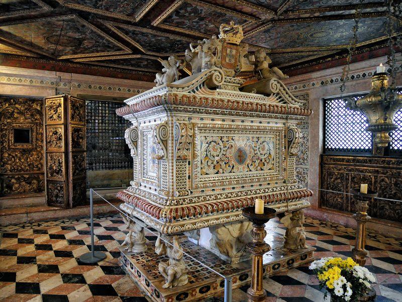 Гробница Блаженной Жуаны Португальской