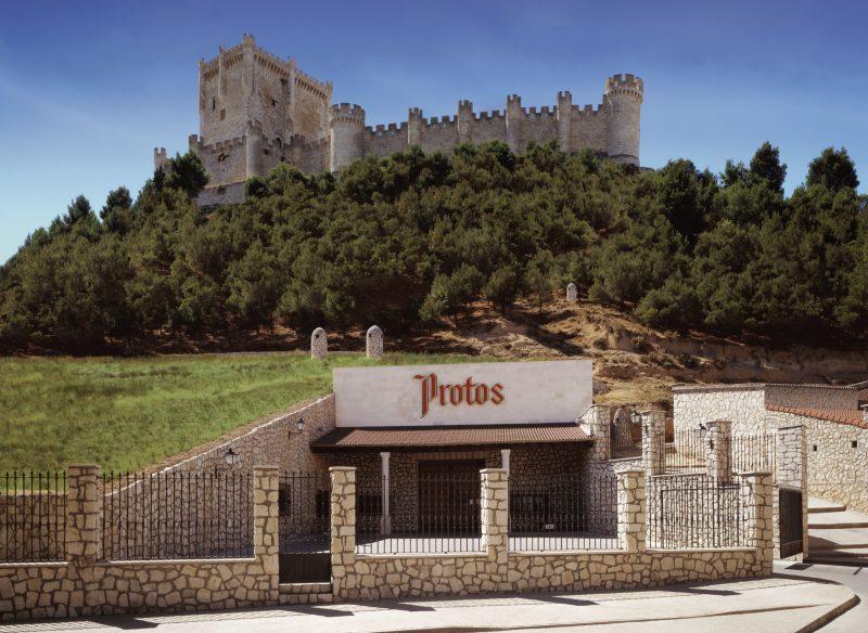 Замок Пеньяфиель (Castillo de Peñafiel)