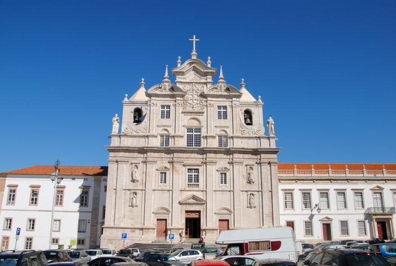 Новый Собор Коимбры (Sé Nova de Coimbra)