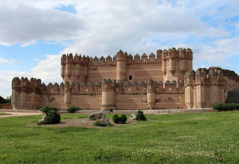 Замок Кока (Castillo de Coca)